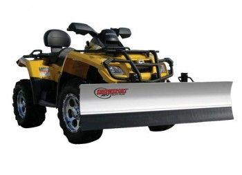 ATV Snow Plows: Models to Consider