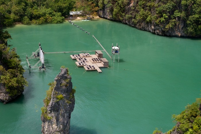 Film on the Rocks / Yo Nai, Thailand / Curated by Tilda Swinton & Apichatpong Weerasthakul