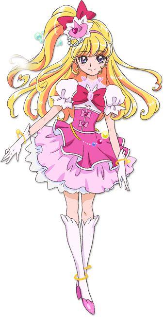 NOTE: I found this image in Asahi! Cure Miracle/Asahina Mirai from Mahou Tsukai Precure.