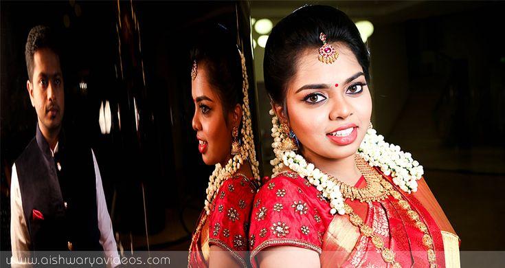 Hariharavarman & Priyadarshini - Engagement Photography - Aishwarya Photos & Videos