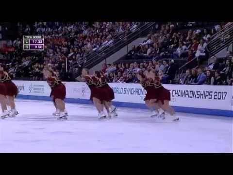 Skating Championships - ISU World Synchronized Skating Championships - C...