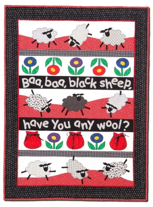 53 Best Sheep Quilts Images On Pinterest