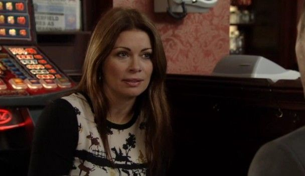 Carla Connor Top on Corrie