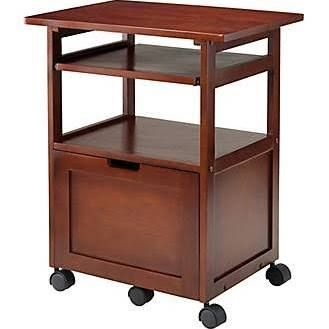 winsome piper work station with plenty of storage and function find this pin and more on recliner side table