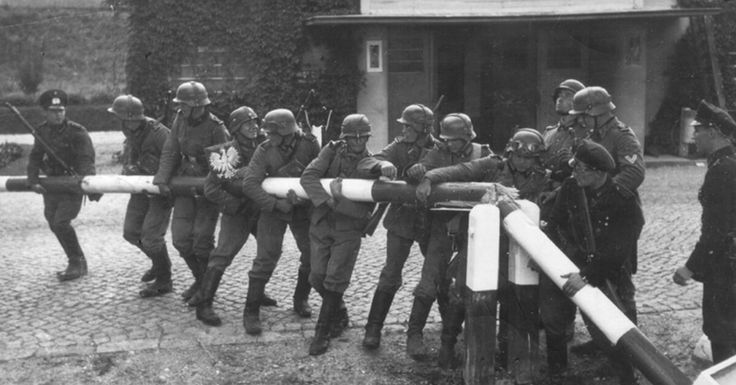 On the 1st of September, 77 years ago, the horror of World War II was unleashedupon the world when the German Army invaded Poland. The Invasion of Poland,