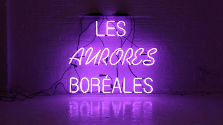 Geneviève Racette - Les aurores boréales - Teaser