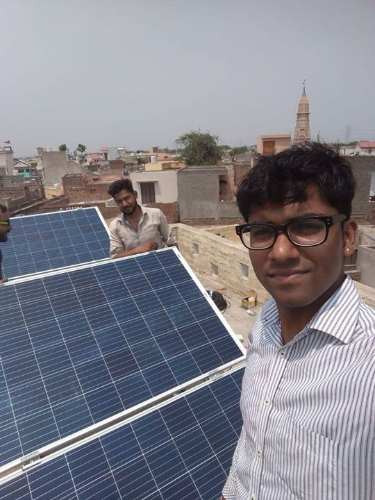 Go Solar And Get Post Installation Subsidy Of Rs 20000 Per Kw Or 30 Of Project Cost On On Grid Rooftop Sola Solar Solar Power Plant Solar Panel Installation
