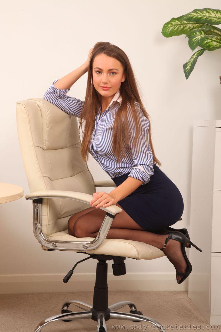 Zofeya (OnlyTease) | Zofeya Office Worker (OnlyTease) in ...