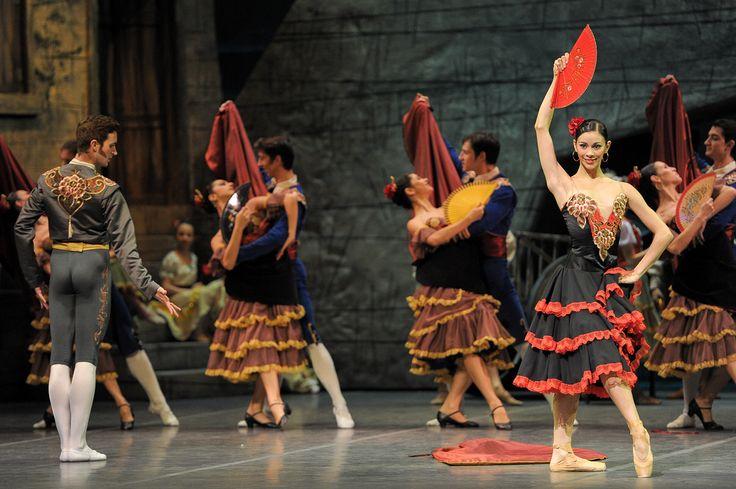 Ballet Nacional del Uruguay clausurará Bravissimo 2016  