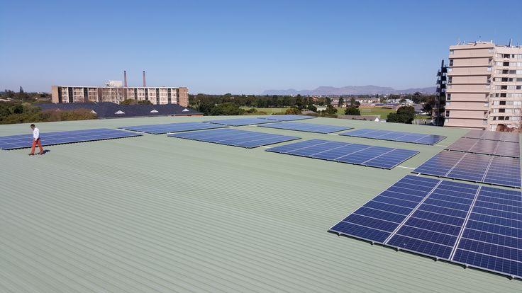 100kW Solar Pinelands