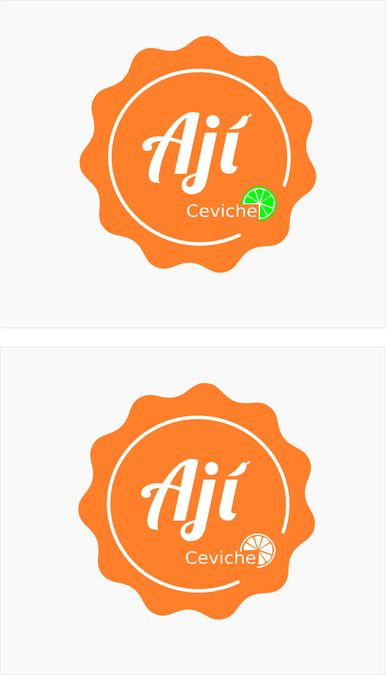 Logo design contest for a new ceviche restaurant in London by Bright_Designs