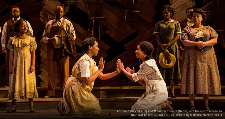 Video | The Color Purple on Tour
