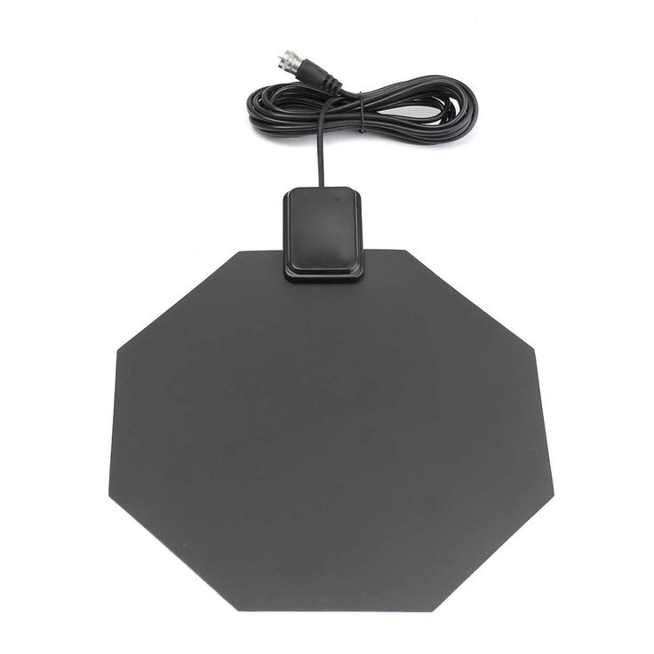 Long Range Amplified Flat Indoor HDTV Antenna VHF UHF Digital Analog TV HD Home  Worldwide delivery. Original best quality product for 70% of it's real price. Buying this product is extra profitable, because we have good production source. 1 day products dispatch from warehouse. Fast &...