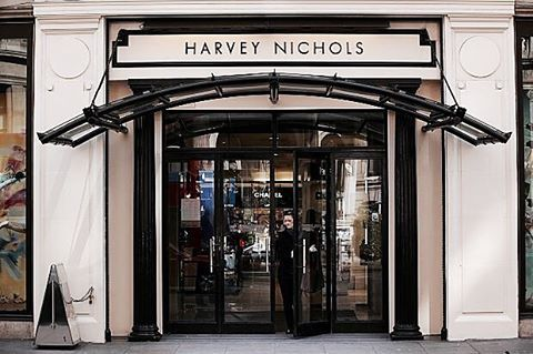 Join us at Harvey Nichols Knightsbridge today and tomorrow for complementary embossing of your new case in connection with inauguration of their beautiful new men's department.
