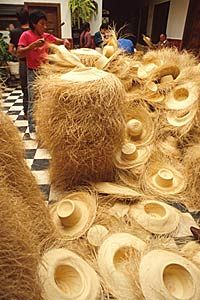 How a Panama Hat Is Made — Brent Black Panama Hats