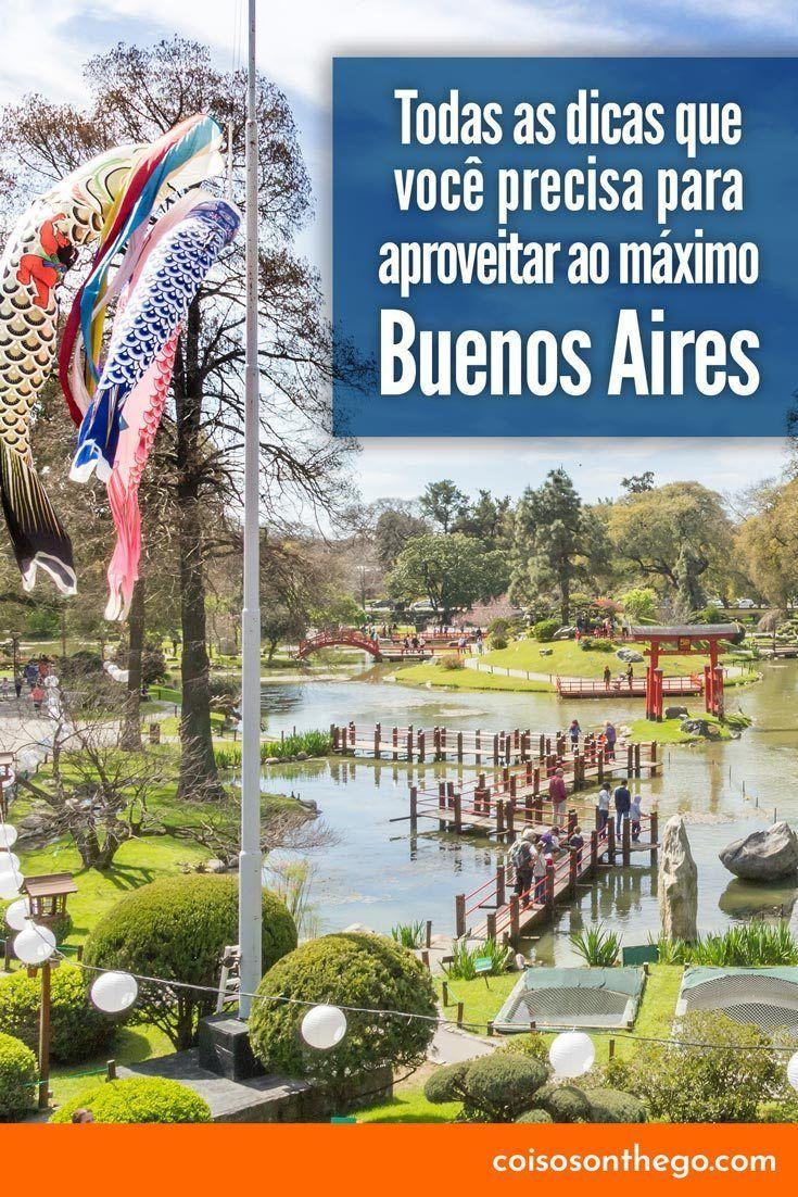 Todas As Dicas De Buenos Aires Em 2020 Buenos Aires Dicas