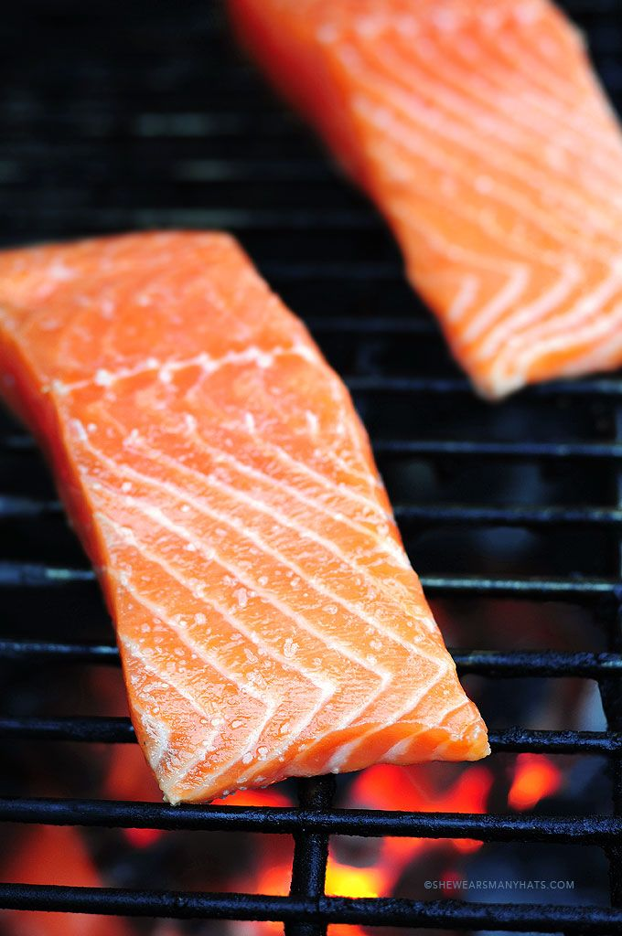 How to Grill Salmon Recipe
