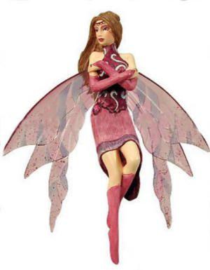 Amethyst Fairy