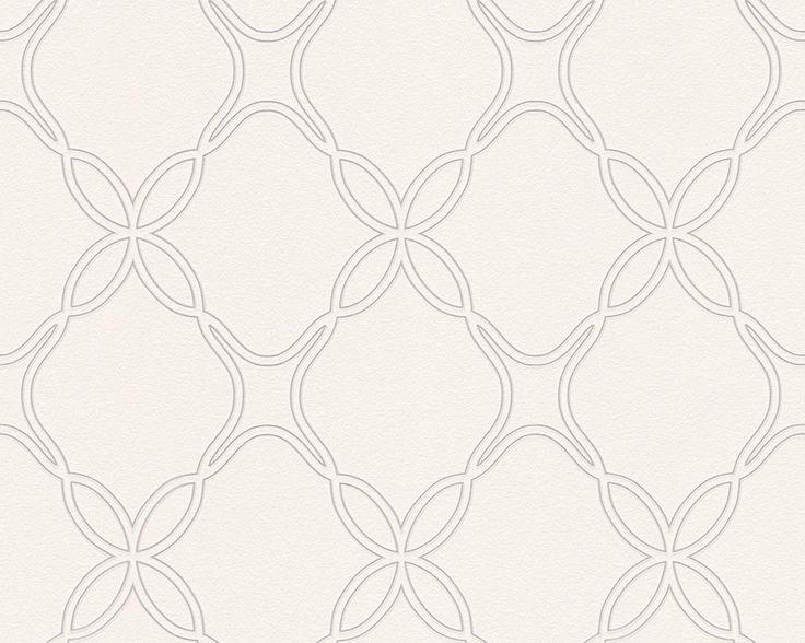 12 besten Tapete Bilder auf Pinterest Tapeten, Teppiche und - graue tapete wohnzimmerwohnzimmer fliesen beige matt