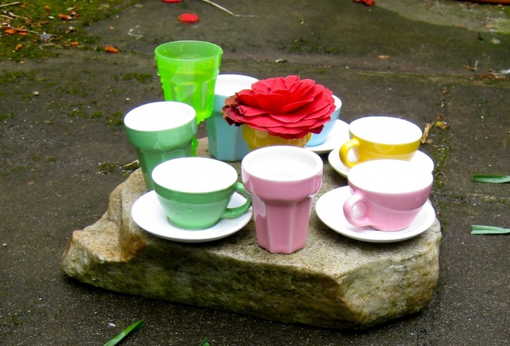 Ikea tea party set