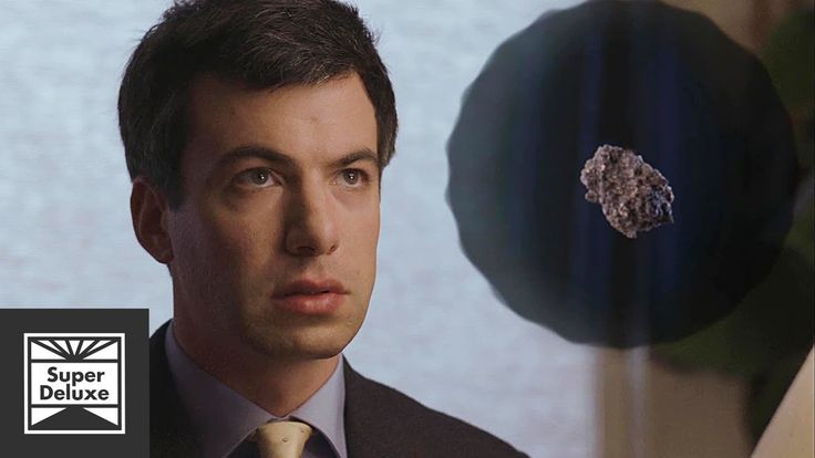 "Nathan Fielder Stars in the New Surreal Comedy Webseries ""David"" https://www.youtube.com/watch?v=iAOOO12KW60"