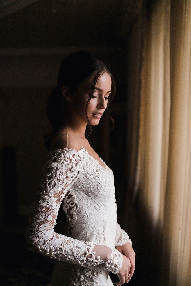 Утро невесты в стиле Dior и шикарная свадьба
