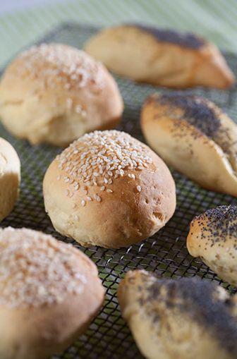 Pan de harina de garbanzo « Fainalind »
