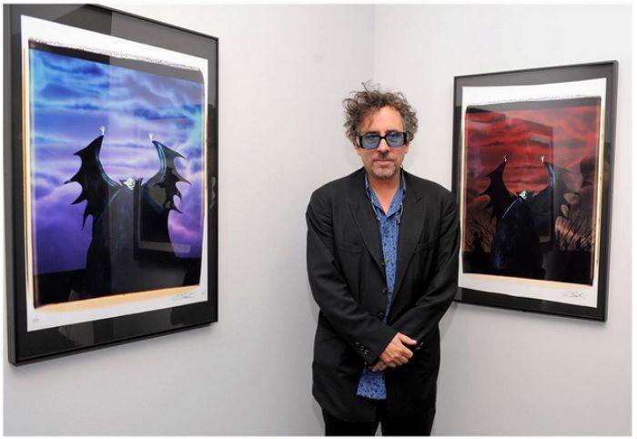 Exposição sobre Tim Burton em SP em 2016