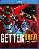 Getter Robo Armageddon [Blu-ray] [2 Discs]