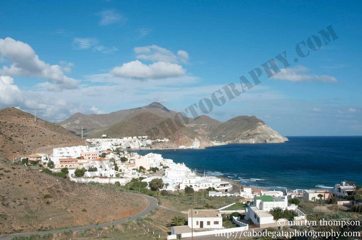 San Jose Almeria, Spain (Cabo de Gata Natural Park)