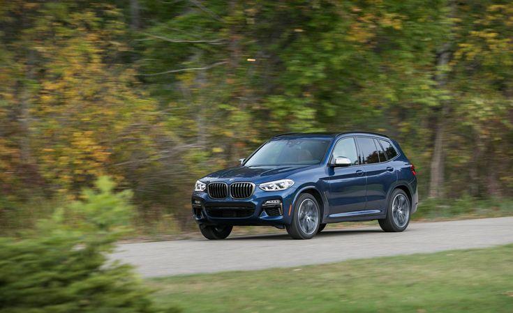 2018 BMW X3 M40i – Instrumented Test