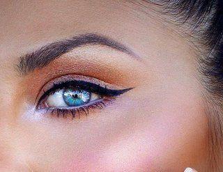 Gorgeous... Love the illuminated cheekbones and brow