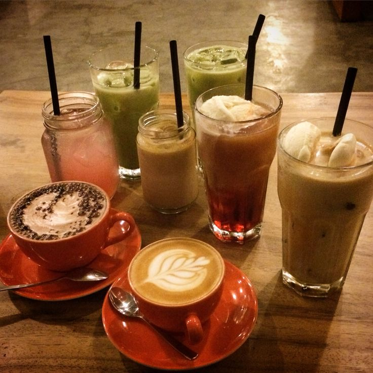 This is one of the many coffee shop in Jakarta and is a nice place