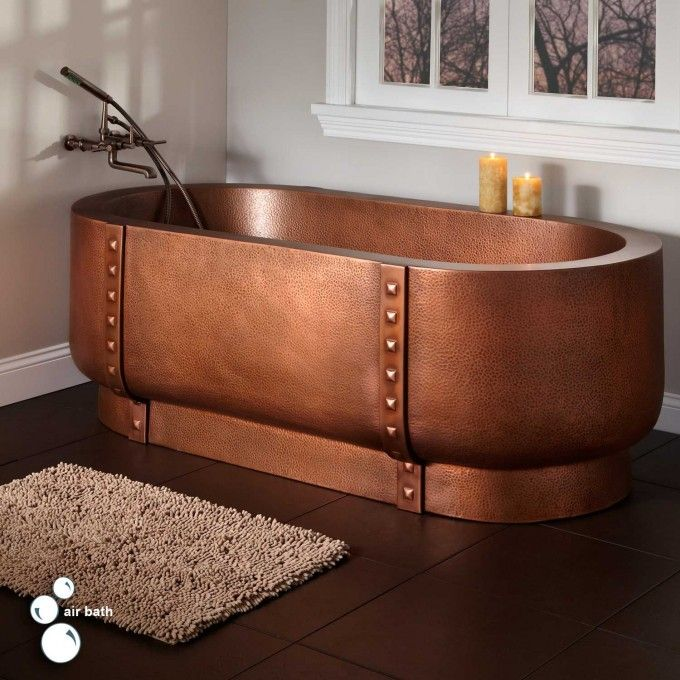 35 best images about house steampunk bathroom on for Best soaker tub for the money