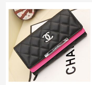 carteira de mulheres 2014 grife alta- qualidade famosa marca da bolsa, couro do plutônio rivat- zíper do saco cluth carteiras