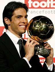 2007:  KAKÁ------BRASIL