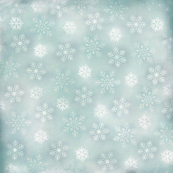 Falling Snowflakes