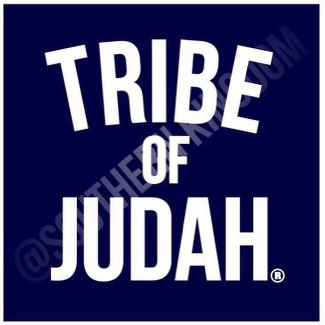 Tribe of Judah! #BackWithAVengeance