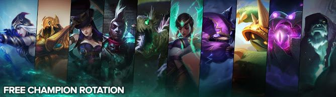 awesome Free Champion Rotation, Week of May 30th
