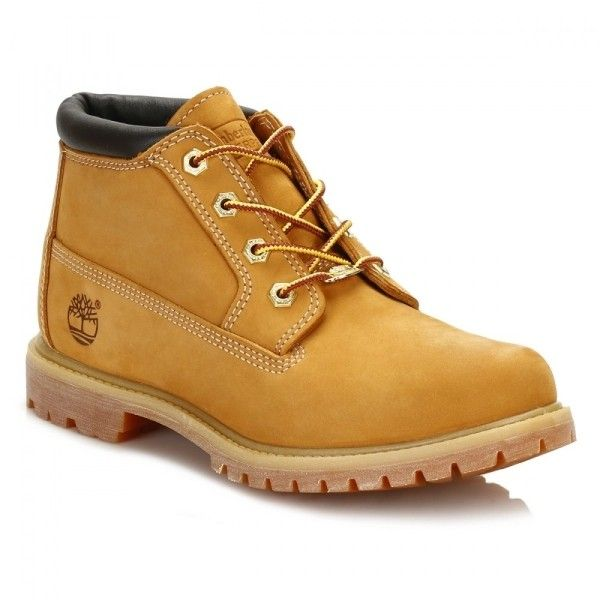 Womens Wheat Ek Nellie Leather Boots ($145) ❤ liked on Polyvore featuring shoes, boots, genuine leather shoes, leather footwear, real leather boots, timberland shoes and ankle support shoes