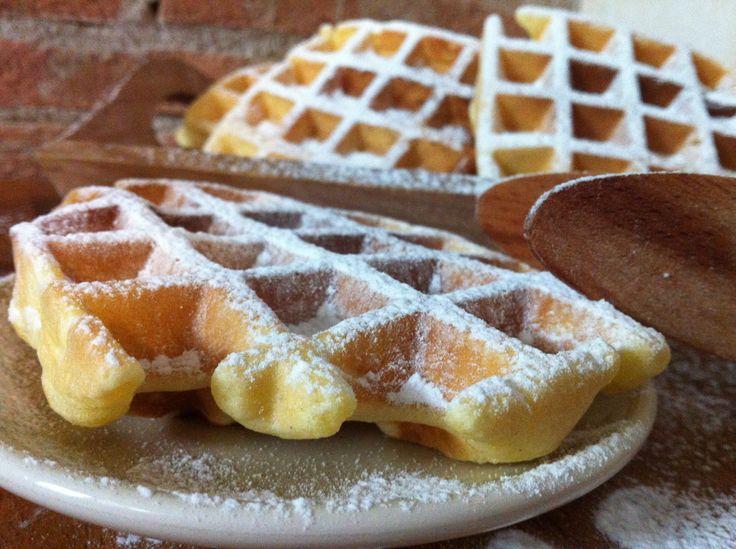 Ho scoperto i waffle in tempi relativamente recenti, ma ce ne siamo innamorati tutti in al primo assaggio. In pratica i waffle, noti anche come gaufre (in francese) sono delle cialde spesse che han…