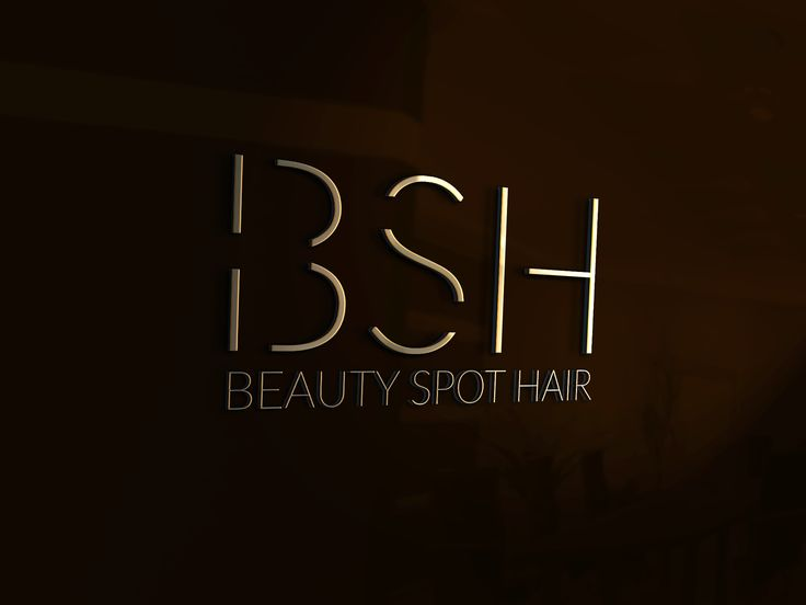 Logo design for Beauty Spot Hair UK by Aizer Graphic Designer