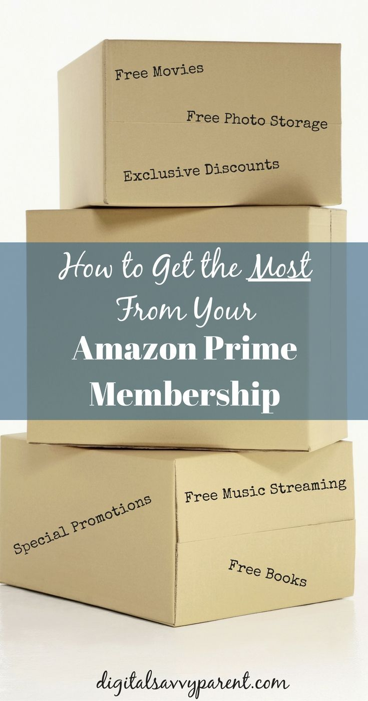 Are you getting the most out of your Amazon Prime benefits? There are lots of benefits in addition to free shipping. Make sure you are taking advantage of all the perks!