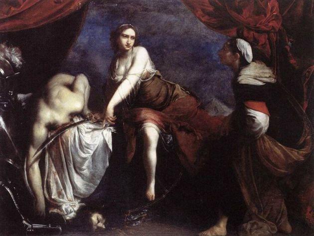 Francesco Furini, Giuditta e Oloferne, 1636