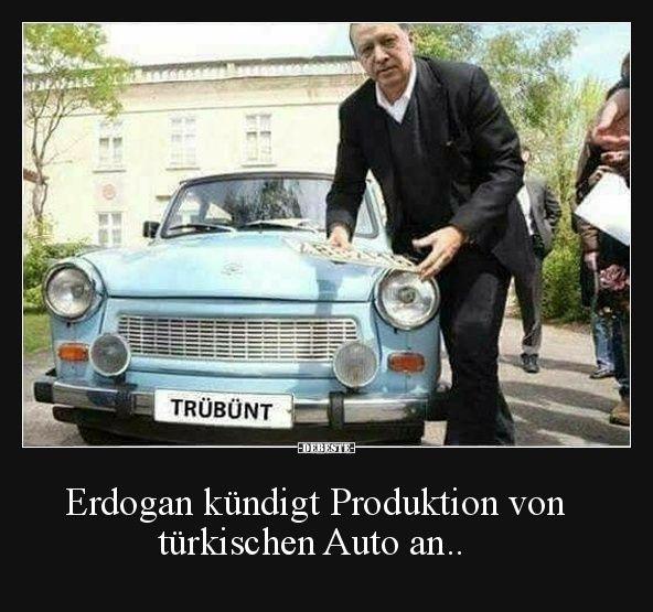 Witze neu erdogan Türkei: Erdogan