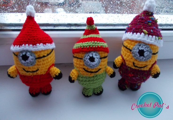Christmas Minion's