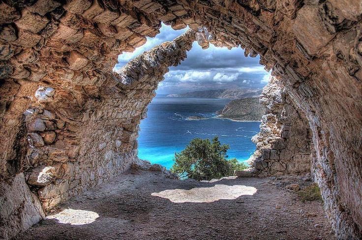 Monolithos - Rodi (Grecia)
