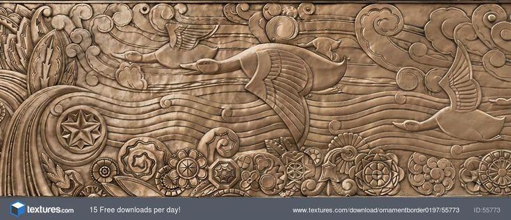Textures.com - OrnamentBorder0197