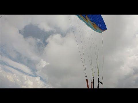 Tutorial de zbor cu Parapanta - Cum ajungi la nor de pe o panta mica?! - YouTube