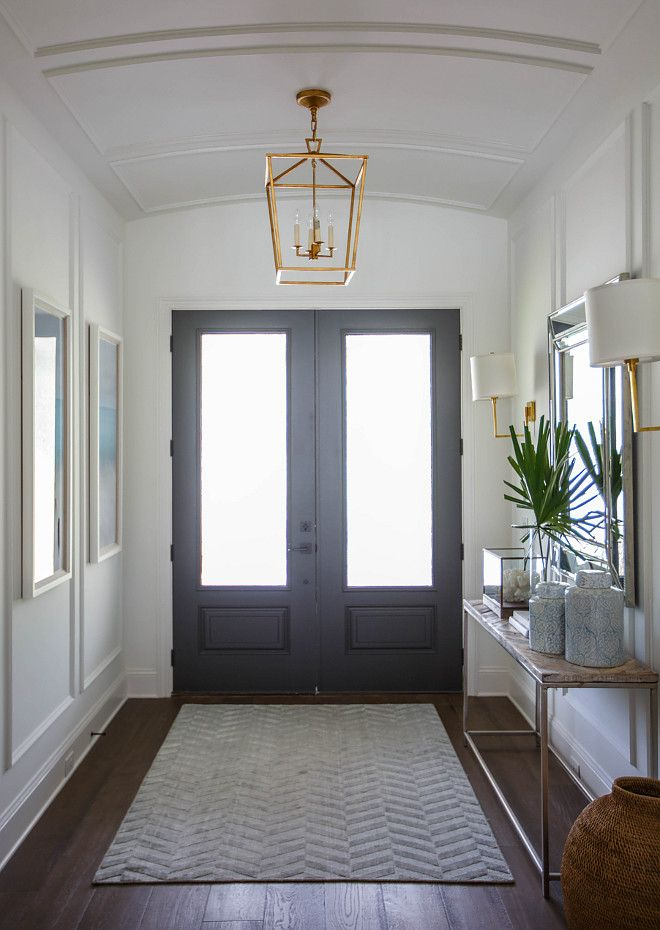 Farmhouse Trim Door
